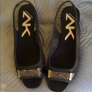 Anne Klein Slingback Shoes
